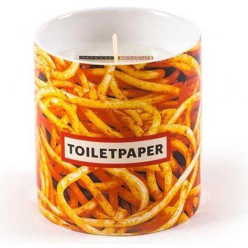 Świeca zapachowa Seletti Wears Toiletpaper Spaghetti, 14052