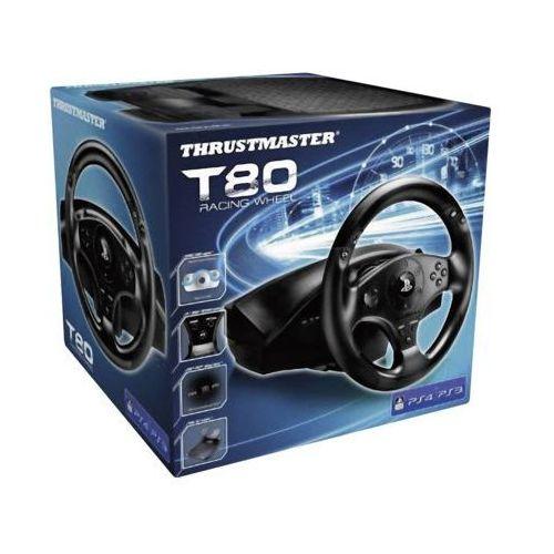 Thrustmaster Kierownica t80 (ps3/ps4) + głośnik creative muvo 1c darmowy transport