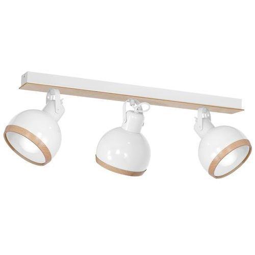 Oświetlenie punktowe oval 3xe27/60w/230v marki Luminex