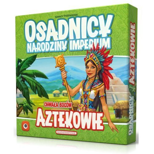 Osadnicy Aztekowie PL, AM_5902560380354