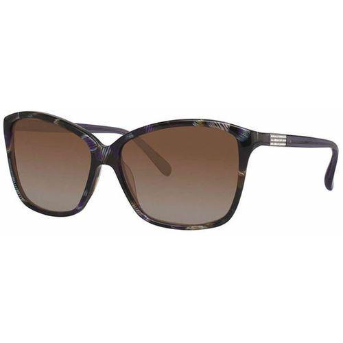 Vera wang Okulary słoneczne ginevra purple mix