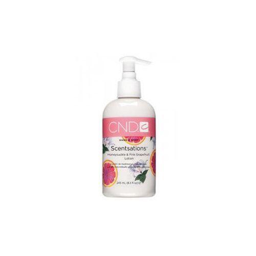 CND Scentsations Balsam Wiciokrzew i Różowy Grejpfrutu 245 ml