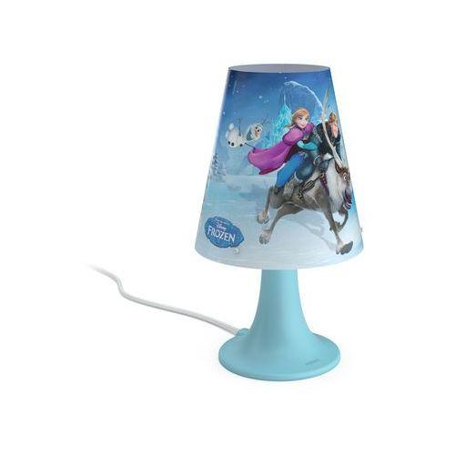 Philips 71795/35/16 - Lampa stołowa dla dzieci DISNEY FROZEN LED/2,3W/230V