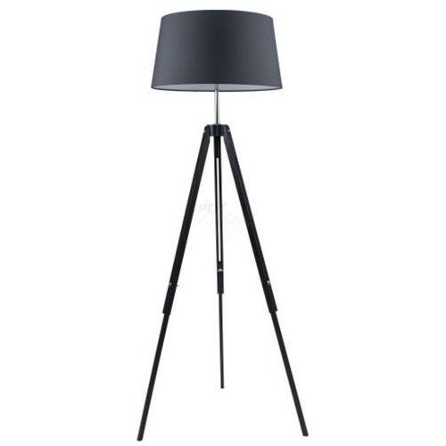 Spot light Lampa podłogowa tripod antracyt stojąca (5901602336236)