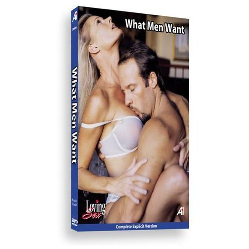 DVD edukacyjne - Alexander Institute What Men Want Educational DVD - Męskie pragnienia