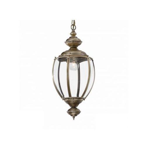 Ideal lux Lampa wisząca norma sp1 big brunito