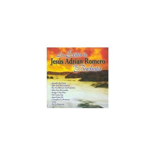 Sony u.s. latin Exitos de jesus adrian romero en bachata / różni wykonawcy (0883736039625)
