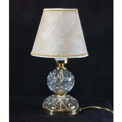 Lampka nocna z kryształkami marki Elite bohemia