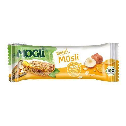 Mogli (moothie owocowe, batony, napoje) Baton musli bio 25 g - mogli