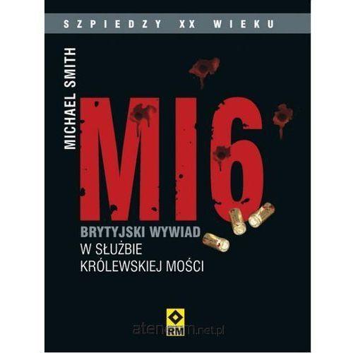 MI6. Brytyjski wywiad 1909-1939 (2016)