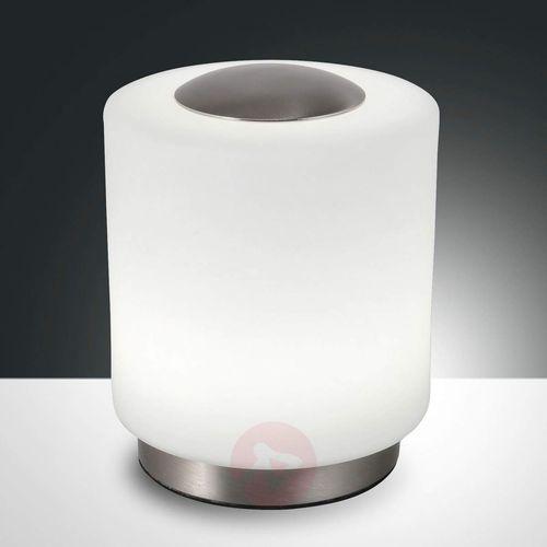 Ściemniana lampa stołowa Simi z funkcją dotykową (8019282067771)