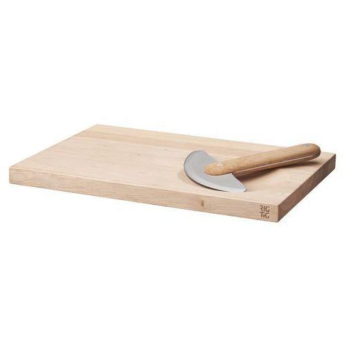 Rig-tig Deska do krojenia ziół herbs z nożem do ziół