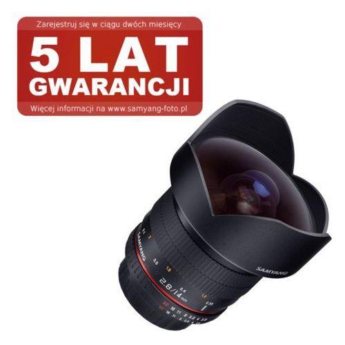 Samyang 14 mm f/2.8 ED AS IF UMC Canon (8809298883119)