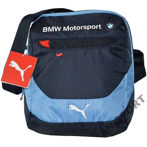 e983906c3b4d7 Gdzie tanio kupić? BMW PUMA saszetka torba na ramię praktyczna ...