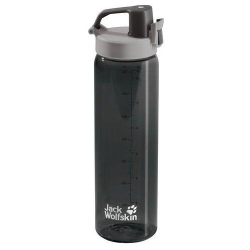 Butelka - bidon tritan bottle 0,7 phantom - one size marki Jack wolfskin