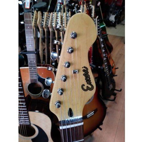 Gitara elektryczna Encore stratocaster Sunburst