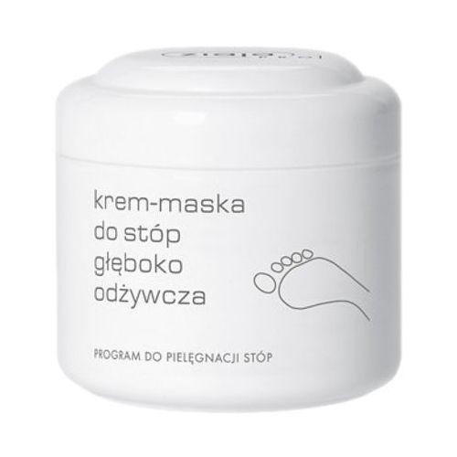 głęboko odżywczy krem-maska do stóp program do pielęgnacji stóp (01339) marki Ziaja pro