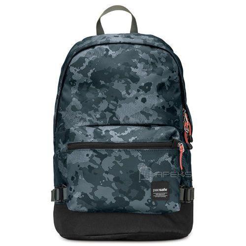 """slingsafe lx400 plecak miejski na laptop 15"""" rfid / grey/camo - grey/camo marki Pacsafe"""