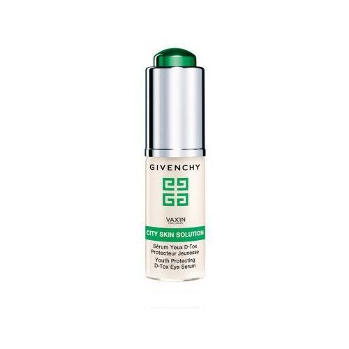 vax'in for youth city skin solution serum (w) serum pod oczy 15ml marki Givenchy
