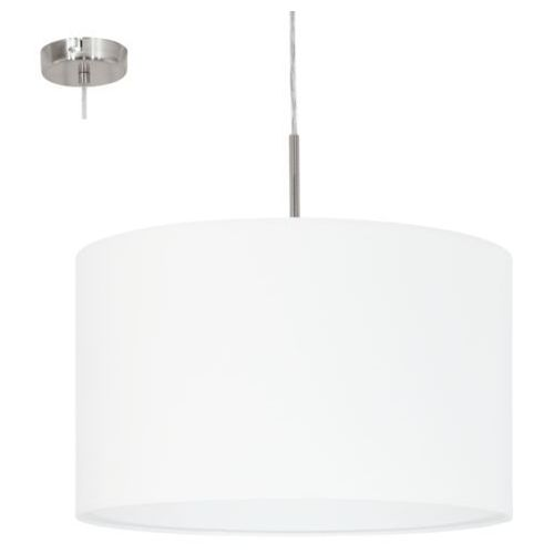 lampa wisząca PASTERI biały - 38 cm, EGLO 31571