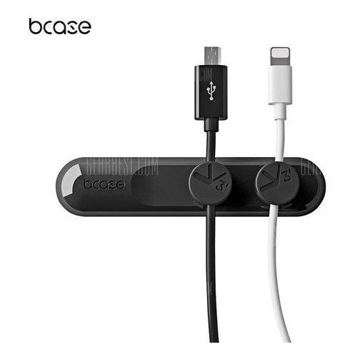 Gearbest Bcase tup multipurpose magnet data cable desktop cord clip