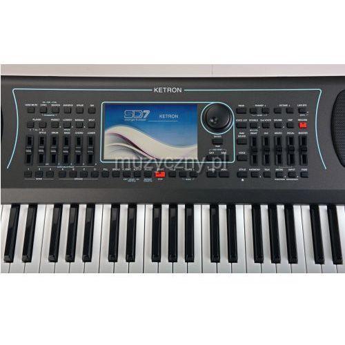 Ketron SD 7 keyboard / stacja robocza - sprawdź w wybranym sklepie