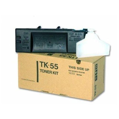 Kyocera mita Kyocera oryginalny toner tk55, black, 15000s, 370qc0kx, kyocera fs-1920, zawiera pojemnik na odpady