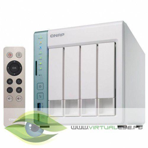 TS-451A-4G 4x0HDD 4GB 1.6Ghz 3xUSB 2xGbE AES (4712511129762)