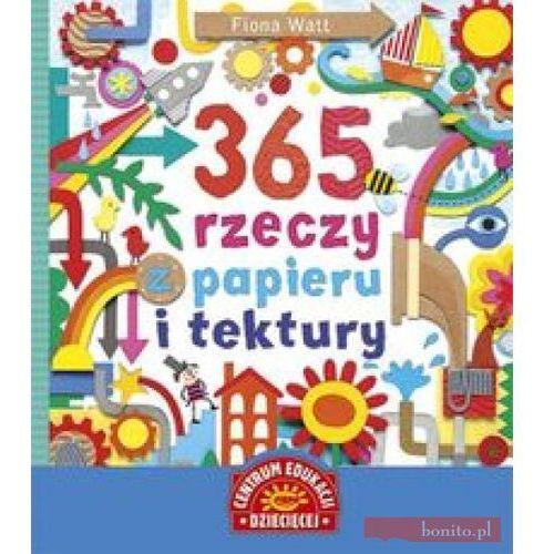 365 rzeczy z papieru i tektury, Watt Fiona