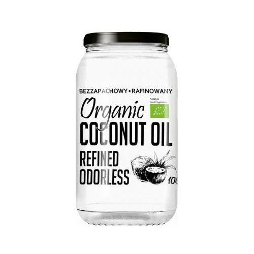 Diet-food Olej kokosowy organiczny rafinowany 1l