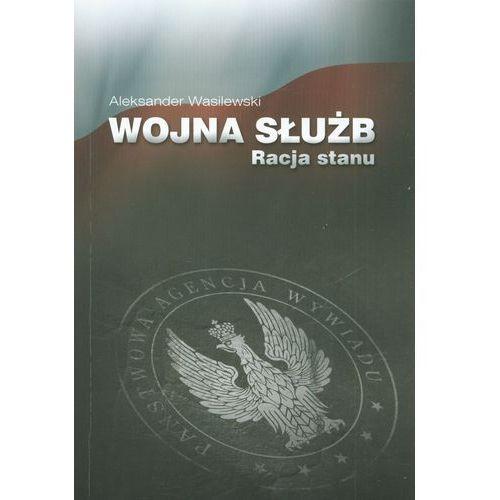 Wojna służb - Aleksander Wasilewski, SpyBook