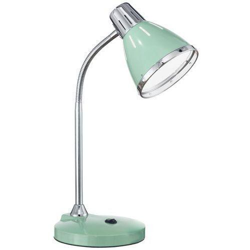 Ideal Lux 026725 - Lampa stołowa ELVIS 1xE27/60W/230V zielona