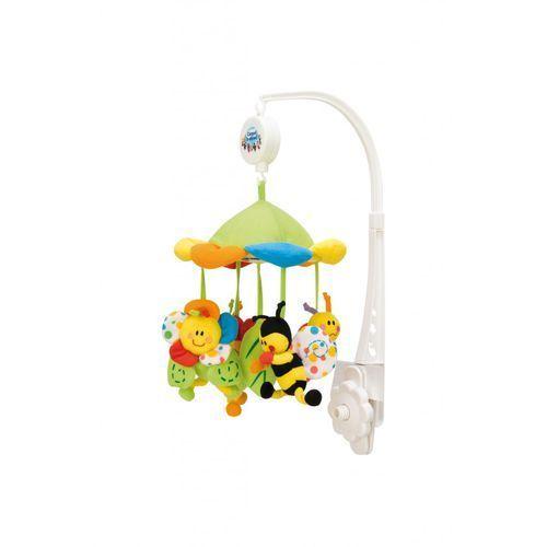 Canpol babies Karuzela pluszowa kolorowa łąka 2/984 + zamów z dostawą jutro! (5903407029849)