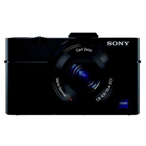 Sony Cyber-Shot DSC-RX100. Najniższe ceny, najlepsze promocje w sklepach, opinie.