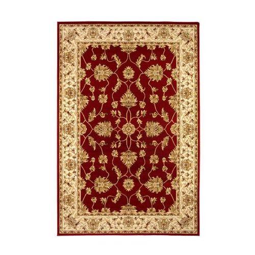 Dywan Begonia 133 x 190 cm bordowy (5904725981772)