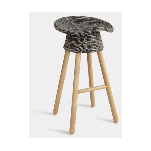 Umbra - 2 krzesła oh chair - czarne - 70,00 cm