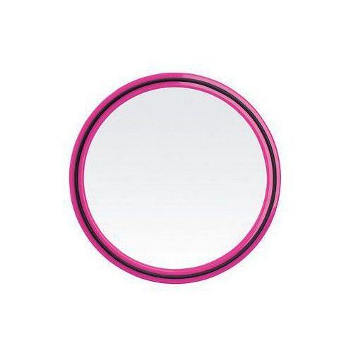Sibel Lustro okrągłe magic - różowe