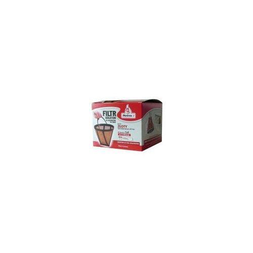 Wyposażenie METROX Filtr do kawy 1x4 Goldton (5904542917619)