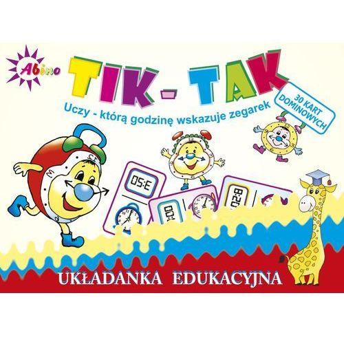 Abino nt Układanka - tik tak (5907438272656)