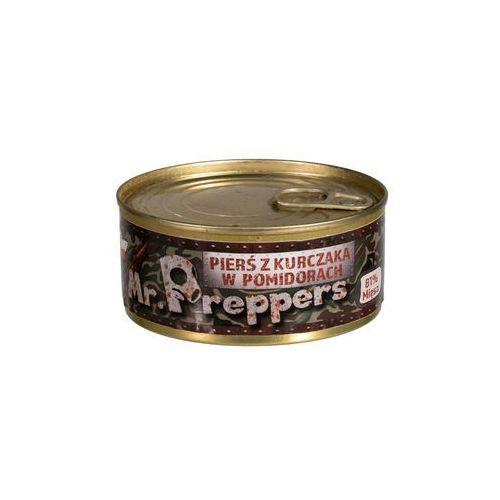 Pierś z kurczaka w pomidorach Mr. Preppers 160 g