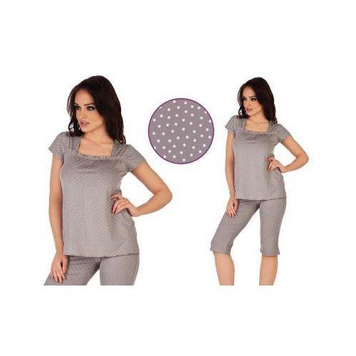 Piżama damska marika: beż marki De lafense
