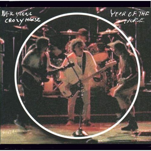 YEAR OF THE HORSE (LIVE) - Neil Young (Płyta CD)