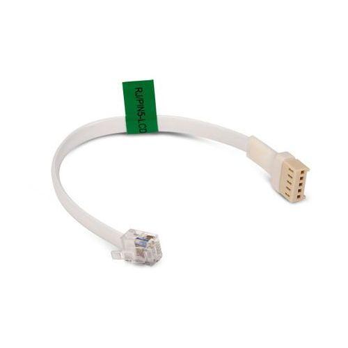 Satel Przejściówka do kabla db9f/rj na standard pin-5 rj/pin5-lcd