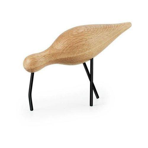 Figurka dekoracyjna Shorebird L czarny (5712396000544)