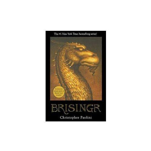 Brisingr: Or, the Seven Promises of Eragon Shadeslayer and Saphira Bjartskular (9780606141093)