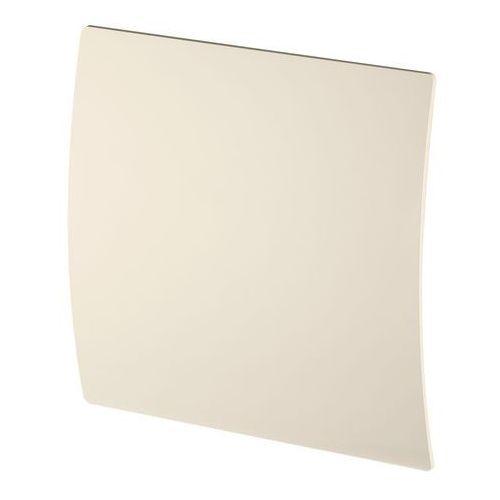 Awenta Cichy wentylator łazienkowy silent + wymienne panele czołowe różne funkcje: higro,timer model: standard, średnica: 100 mm, panel frontowy: do malowania