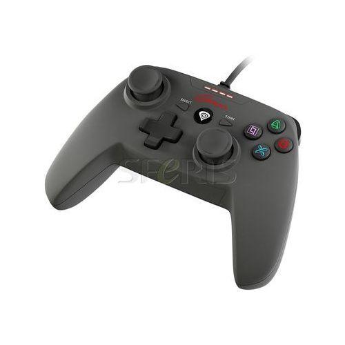 Gamepad Natec Genesis P58 ( PC,PS3 czarny ) - NJG-0773 z kategorii gamepady