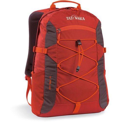 city trail 19 plecak czerwony 2018 plecaki szkolne i turystyczne marki Tatonka