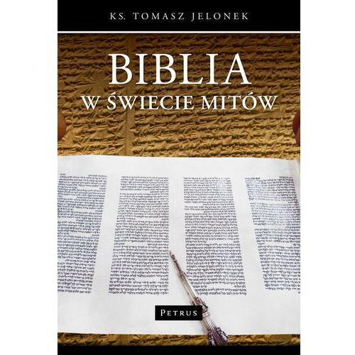 Biblia w świecie mitów, oprawa twarda