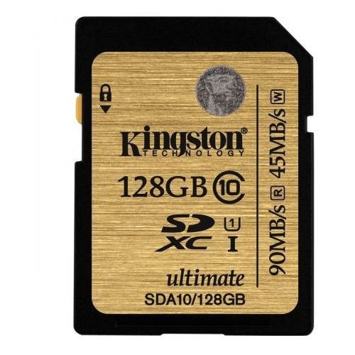 Karta flash sda10/128gb marki Kingston